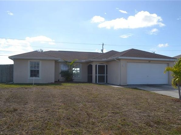 3 bed 2 bath Single Family at 110 NE 24TH TER CAPE CORAL, FL, 33909 is for sale at 165k - 1 of 12