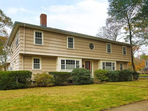5 bed 4 bath Single Family at 15 MONTCLAIR RD WABAN, MA, 02468 is for sale at 1.45m - 1 of 12