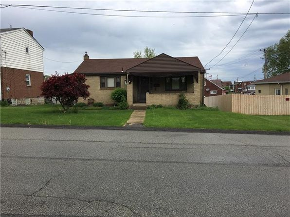 2 bed 1 bath Single Family at 1708 Utah Ave West Mifflin, PA, 15122 is for sale at 60k - 1 of 22