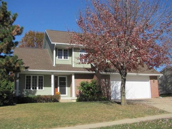 4 bed 3 bath Single Family at 2317 Oxford Ln Cedar Falls, IA, 50613 is for sale at 242k - 1 of 21