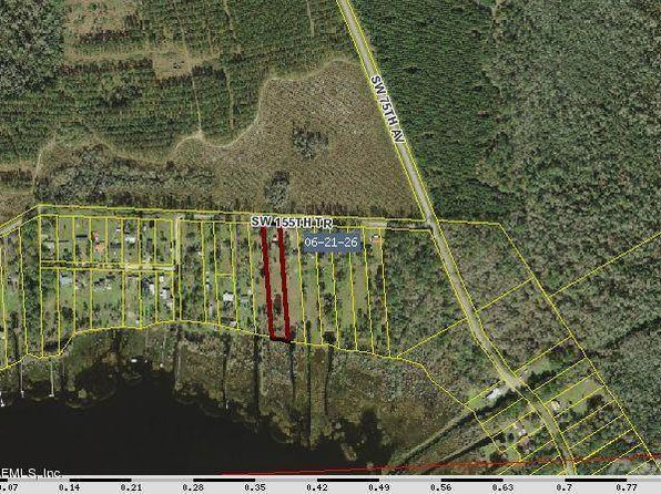 2 bed 1 bath Single Family at 7820 SW 155th Ter Starke, FL, 32091 is for sale at 62k - google static map