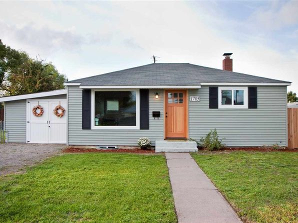 4 bed 2 bath Single Family at 1705 E Everett Ave Spokane, WA, 99207 is for sale at 158k - 1 of 20