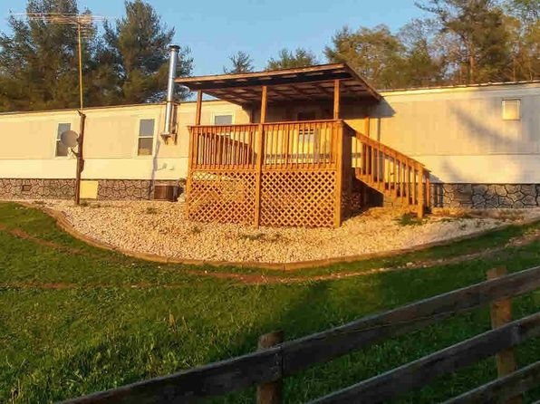 2 bed 2 bath Single Family at 976 Coles Knob Rd. NE Rd Pilot, VA, 24138 is for sale at 50k - 1 of 20