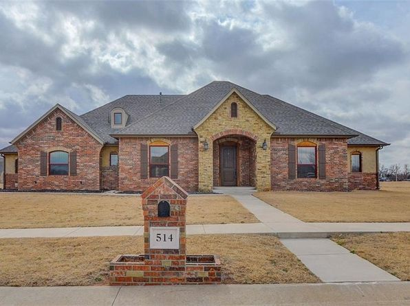 4 bed 3 bath Single Family at 514 Cantebury Dr Tuttle, OK, 73089 is for sale at 299k - 1 of 35