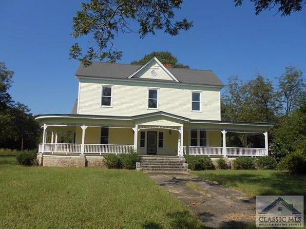 4 bed 3 bath Single Family at 27 BILLY WHITE RD CARLTON, GA, 30627 is for sale at 290k - 1 of 25
