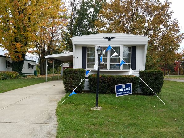 2 bed 1 bath Mobile / Manufactured at 5 Quarry Hill Est Akron, NY, 14001 is for sale at 11k - 1 of 7