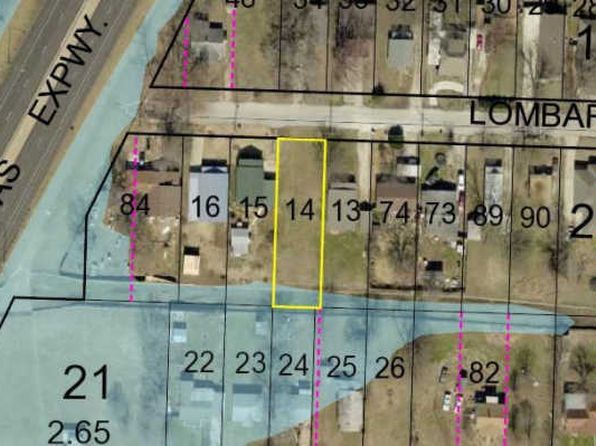 null bed null bath Vacant Land at 1730 W Lombard St Springfield, MO, 65802 is for sale at 5k - google static map