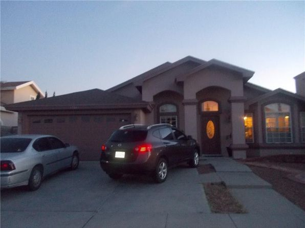 4 bed 2 bath Single Family at 12208 TENDER FOOT CT EL PASO, TX, 79936 is for sale at 200k - 1 of 7