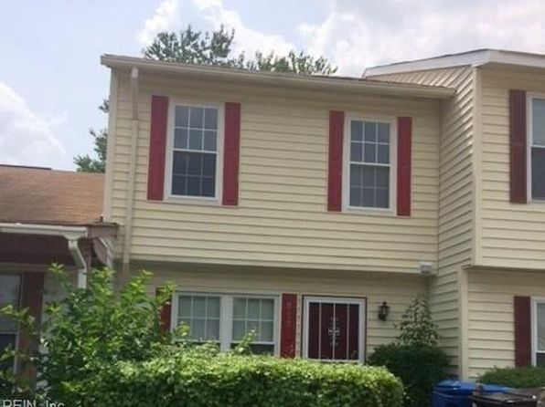 2 bed 3 bath Townhouse at 817 Armistine Ct Virginia Beach, VA, 23462 is for sale at 124k - 1 of 6