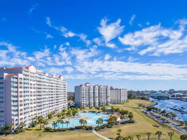 3 bed 3 bath Condo at 2151 Bridge View Ct North Myrtle Beach, SC, 29582 is for sale at 265k - 1 of 25