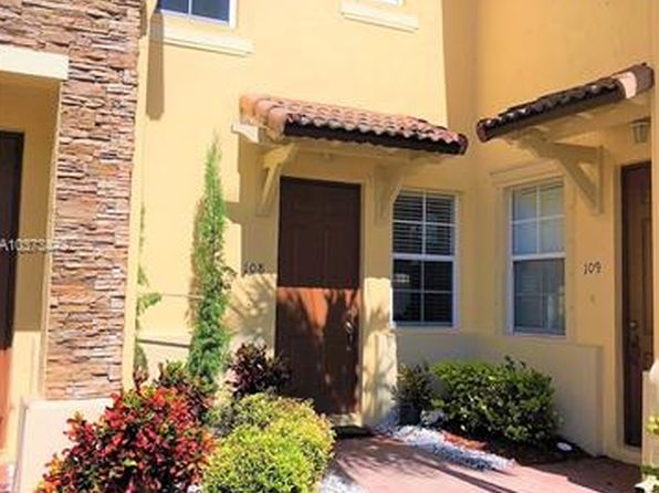 3 bed 3 bath Townhouse at 3335 NE 13 Cr Homestead, FL, 33033 is for sale at 199k - 1 of 20