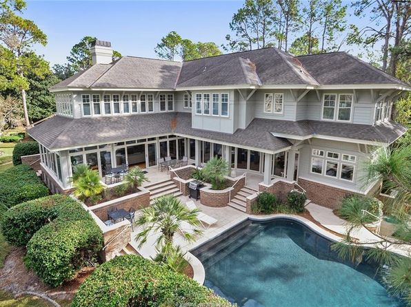 5 bed 6 bath Single Family at 17 Marsh Dr Hilton Head Island, SC, 29928 is for sale at 2.20m - 1 of 43