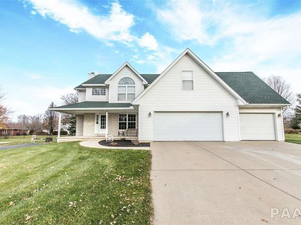 4 bed 3 bath Single Family at 101 Vonachen Ct East Peoria, IL, 61611 is for sale at 225k - 1 of 35