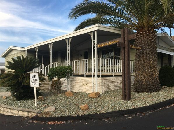2 bed 2 bath Mobile / Manufactured at 4650 Dulin Rd Fallbrook, CA, 92028 is for sale at 265k - 1 of 10