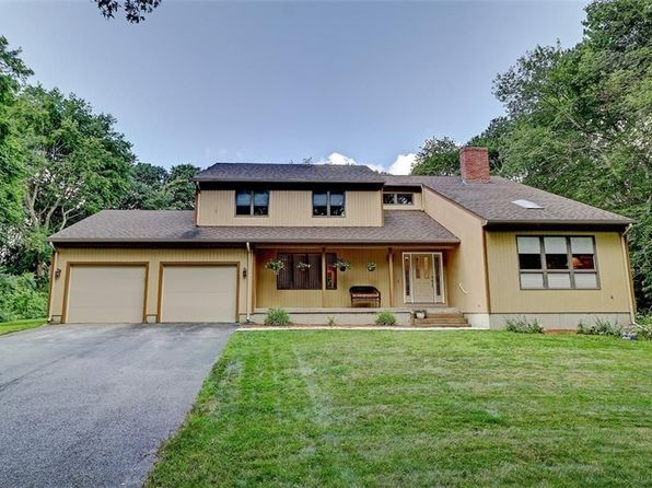 4 bed 3 bath Single Family at 381 Congdon Hill Rd Saunderstown, RI, 02874 is for sale at 470k - 1 of 40