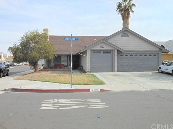 4 bed 2 bath Single Family at 2525 Cannonade Ct Perris, CA, 92571 is for sale at 265k - 1 of 2