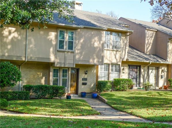 3 bed 3 bath Townhouse at 7617 Woodthrush Dr Dallas, TX, 75230 is for sale at 284k - 1 of 12