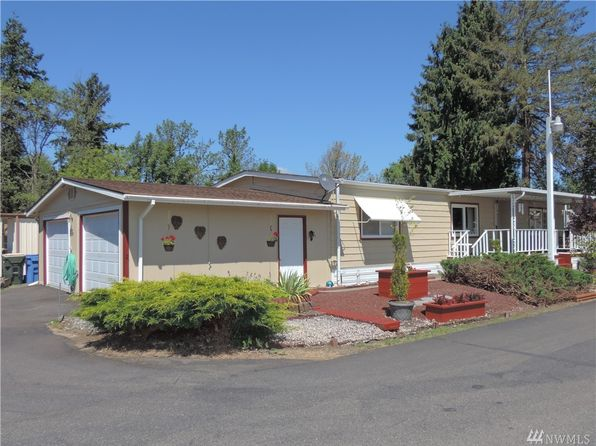 2 bed 2 bath Mobile / Manufactured at 1713 Cooks Hill Rd Centralia, WA, 98531 is for sale at 56k - 1 of 22