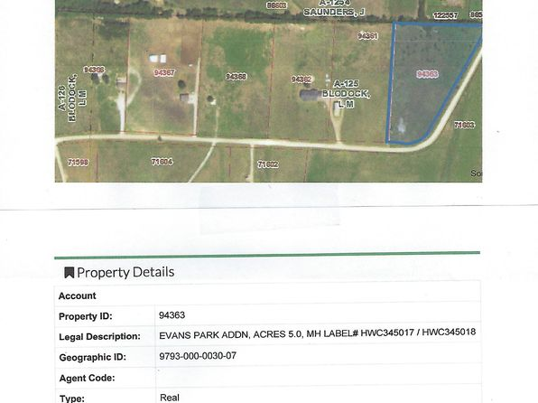 null bed null bath Vacant Land at 1277 CR 4900 Trenton, TX, null is for sale at 38k - 1 of 2