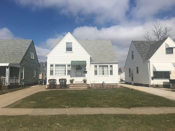 4 bed 3 bath Single Family at 4430 Redfern Rd Cleveland, OH, 44134 is for sale at 115k - google static map