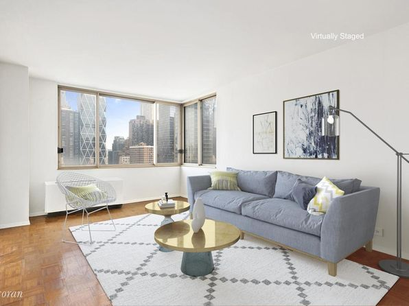 1 bed 1 bath Condo at 350 W 50th St New York, NY, 10019 is for sale at 899k - 1 of 16
