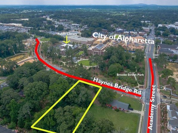 2 bed null bath Vacant Land at 11955 Haynes Bridge Rd Alpharetta, GA, 30009 is for sale at 540k - 1 of 33