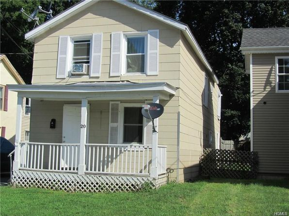 5 bed 2 bath Multi Family at 20 Brooklyn St Port Jervis, NY, 12771 is for sale at 95k - 1 of 2