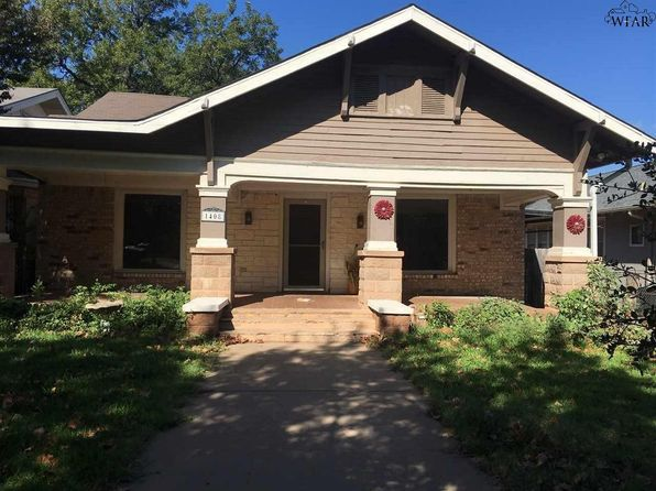 3 bed 1 bath Single Family at 1408 Hayes St Wichita Falls, TX, 76309 is for sale at 95k - 1 of 17