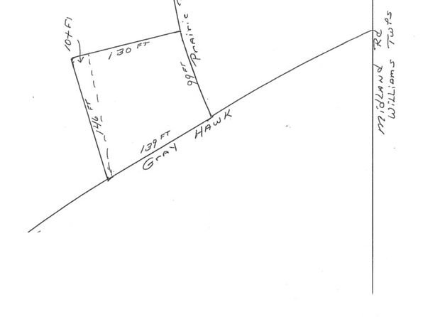 null bed null bath Vacant Land at  Gray Hawk Ln Auburn, MI, 48611 is for sale at 35k - google static map