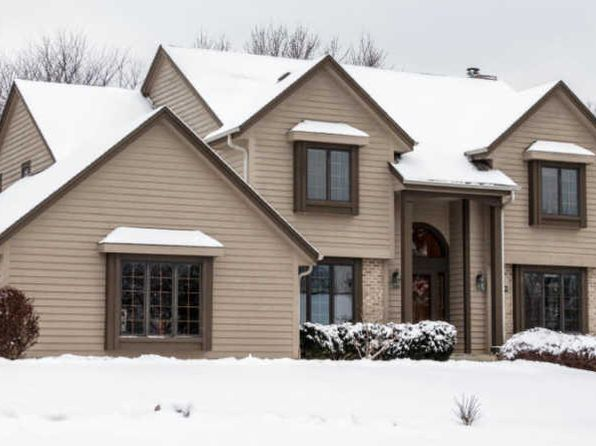 4 bed 3.5 bath Single Family at 18345 Kestrel Trl Brookfield, WI, 53045 is for sale at 575k - 1 of 25