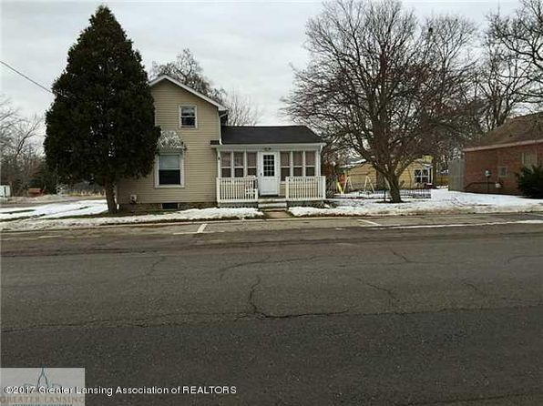 3 bed 2 bath Single Family at 1059 S Jackson St Dansville, MI, 48819 is for sale at 108k - 1 of 13
