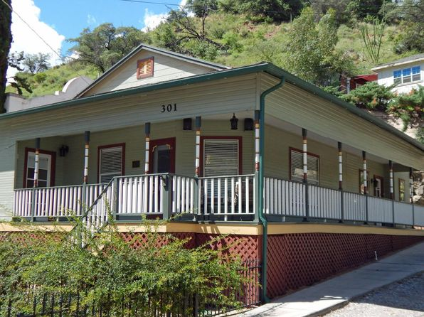 3 bed 3 bath Single Family at 301 TOMBSTONE CANYON RD BISBEE, AZ, 85603 is for sale at 324k - 1 of 25