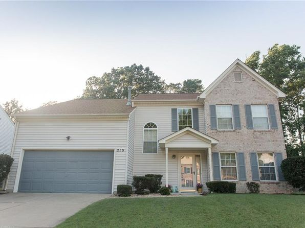 4 bed 3 bath Single Family at 210 Hounds Chase Yorktown, VA, 23693 is for sale at 350k - 1 of 31