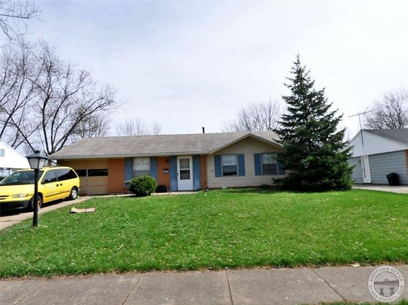 3 bed 1 bath Single Family at 3324 TACKETT ST SPRINGFIELD, OH, 45503 is for sale at 64k - google static map