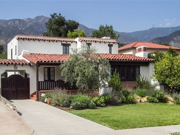 4 bed 3 bath Single Family at 1809 La Paz Rd Altadena, CA, 91001 is for sale at 1.19m - 1 of 30