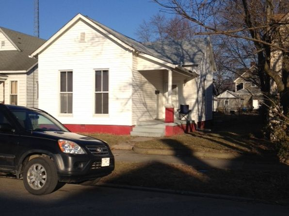 3 bed 1 bath Single Family at 1213 Lafayette Ave Columbus, IN, 47201 is for sale at 72k - 1 of 12