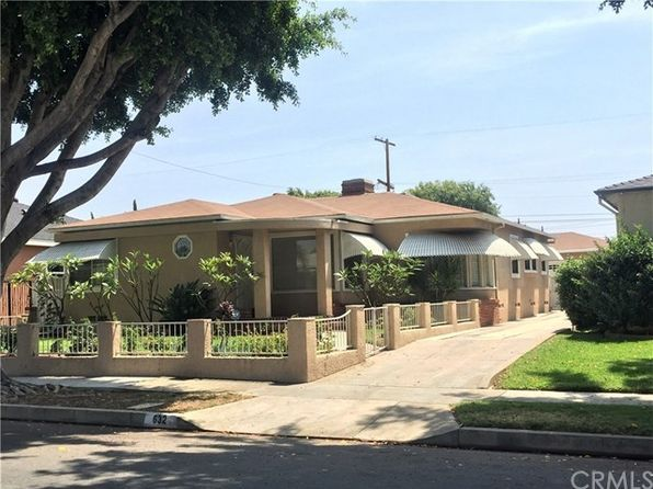 2 bed 2 bath Single Family at 632 Bradshawe St Montebello, CA, 90640 is for sale at 580k - 1 of 32
