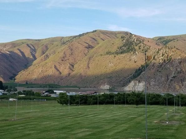 null bed null bath Vacant Land at 55 Olin St Entiat, WA, 98822 is for sale at 295k - google static map