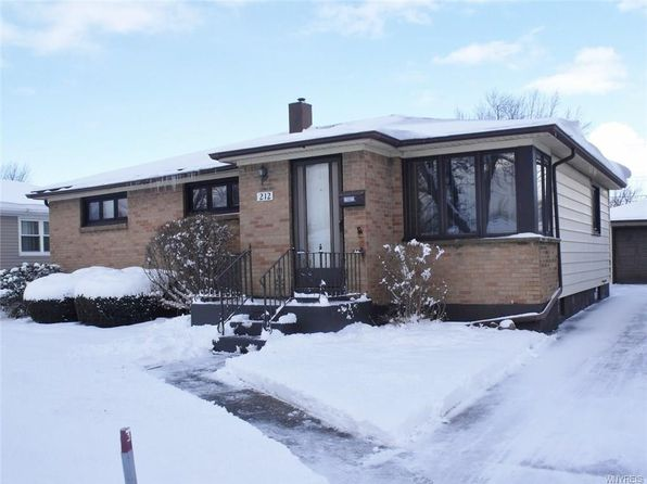3 bed 2 bath Single Family at 212 Oakvale Blvd Buffalo, NY, 14223 is for sale at 125k - 1 of 25