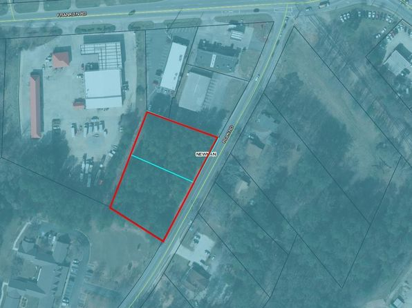 null bed null bath Vacant Land at 13 Belk Rd Newnan, GA, 30263 is for sale at 225k - google static map