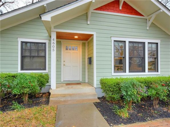 3 bed 2 bath Single Family at 4605 EILERS AVE AUSTIN, TX, 78751 is for sale at 725k - 1 of 25