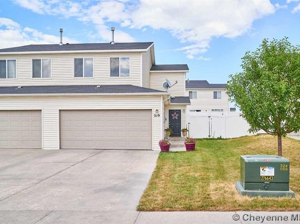 3 bed 3 bath Single Family at 319 Maddies Way Cheyenne, WY, 82007 is for sale at 180k - 1 of 25