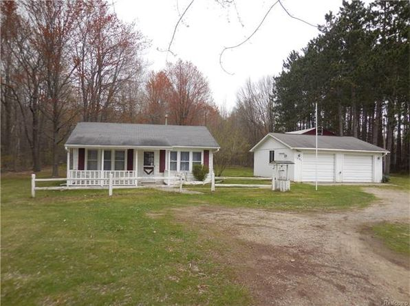 1 bed 1 bath Single Family at 1591 N Branch Rd North Branch, MI, 48461 is for sale at 120k - 1 of 26