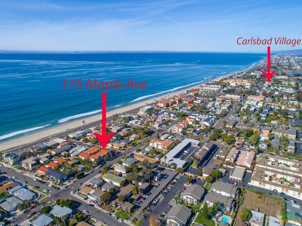2 bed 3 bath Townhouse at 175 Maple Ave Carlsbad, CA, 92008 is for sale at 875k - 1 of 25