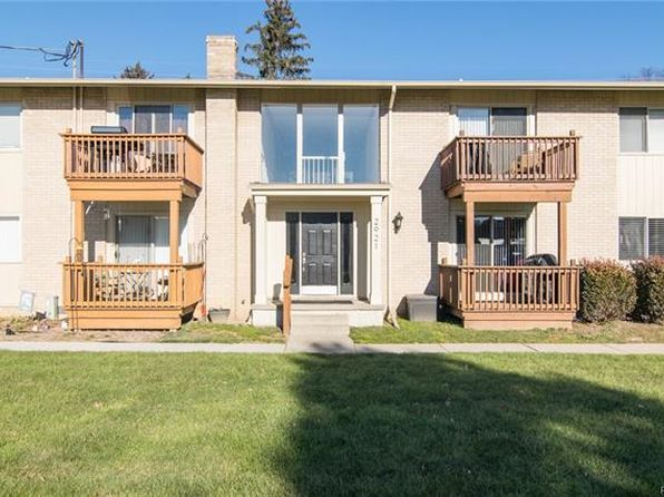 2 bed 1 bath Condo at 2921 Seymour Lake Rd Oxford, MI, 48371 is for sale at 80k - 1 of 27