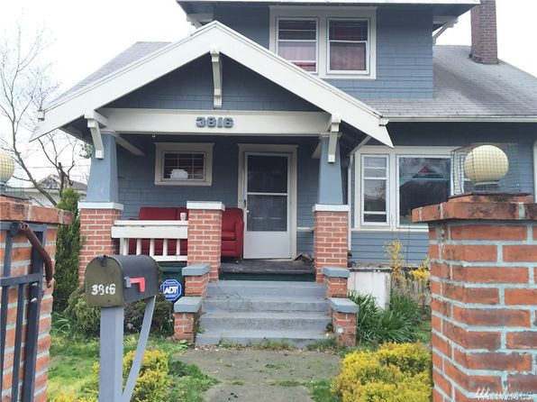 5 bed 2 bath Single Family at 3816 McKinley Ave Tacoma, WA, 98404 is for sale at 200k - 1 of 24