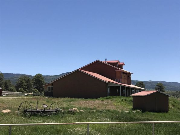 5 bed 4 bath Single Family at 1572 Capulin Ln Chama, NM, 87520 is for sale at 370k - 1 of 13