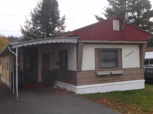 2 bed 1 bath Mobile / Manufactured at 8 Michael St Lebanon, NH, 03766 is for sale at 30k - 1 of 18