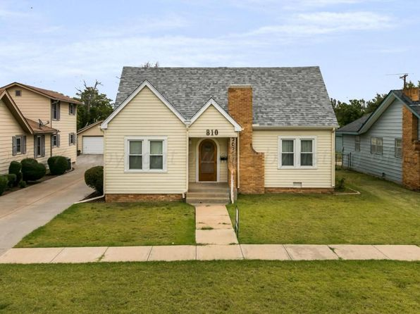 3 bed 1.5 bath Single Family at 810 N Somerville St Pampa, TX, 79065 is for sale at 120k - 1 of 26