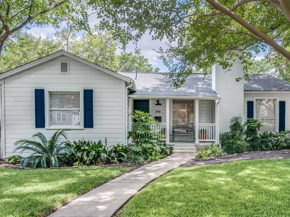 3 bed 2 bath Single Family at 344 Redwood St San Antonio, TX, 78209 is for sale at 440k - 1 of 27